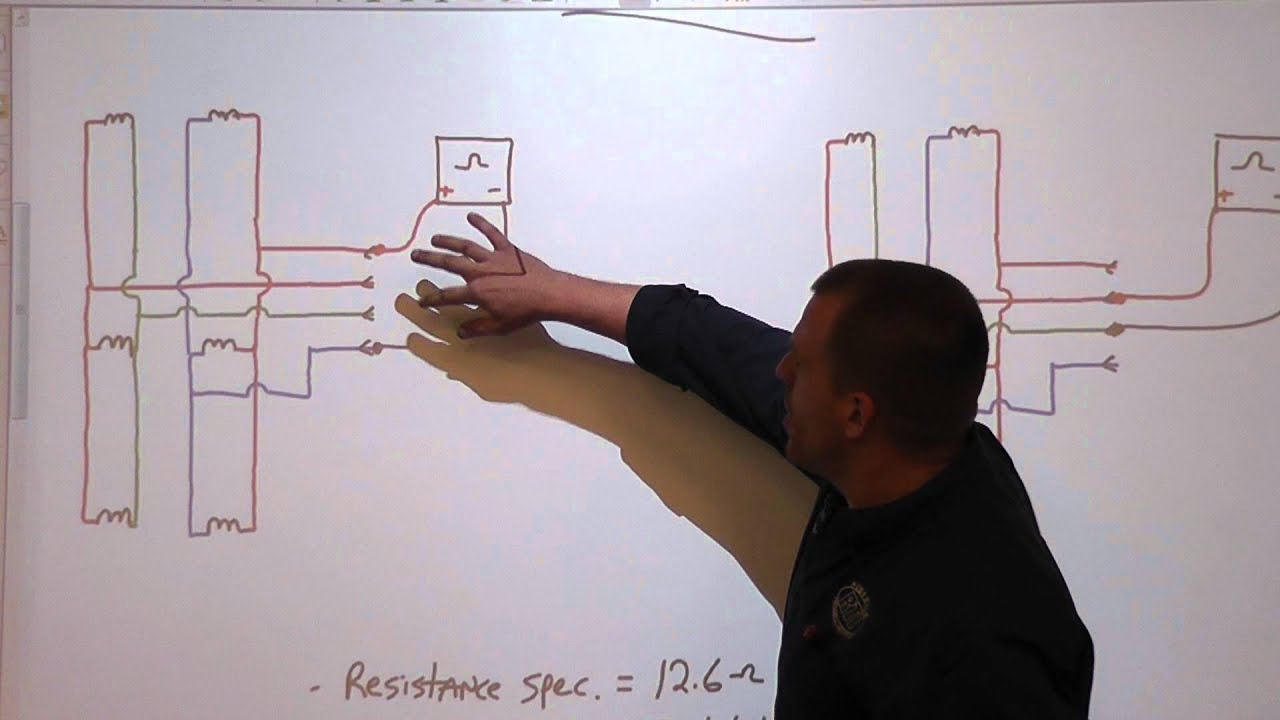 international 4300 wiring diagram for 12v led switch no start injector pulse shorted part 2 youtube