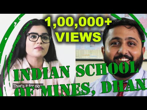Job Interview | Indian School of Mines (IIT) - Dhanbad | Campus Placement | BTech