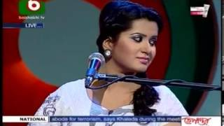 Nancy   Tomay Dilam Vubon Dangar Hashi HD New Bangla Song 2012   YouTube