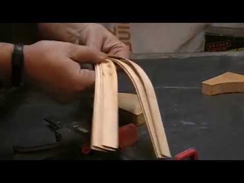 Bricolage comment courber du bois kastepat youtube - Comment couper un morceau de video ...