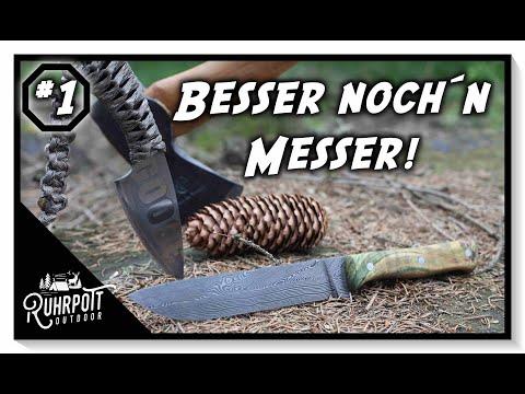 Besser noch´n Messer - Die erste Folge - GOON & SPERBER Knives