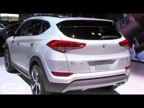 Amazing Hyundai Tucson 2016 First Look