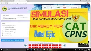 Download Video Simulasi CAT CPNS 2018 dari BKN MP3 3GP MP4