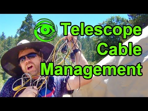 Telescope Cable Management
