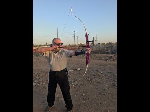 Brasstacks survival series   the fine art of Archery