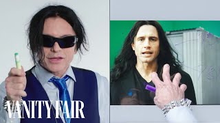 Tommy Wiseau Breaks Down a Scene from