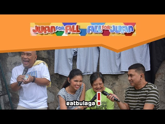 Juan For All, All For Juan Sugod Bahay | May 19, 2018