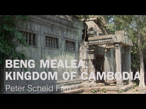 Beng Mealea -  Tempel in Cambodia. Trailer, low resolution version