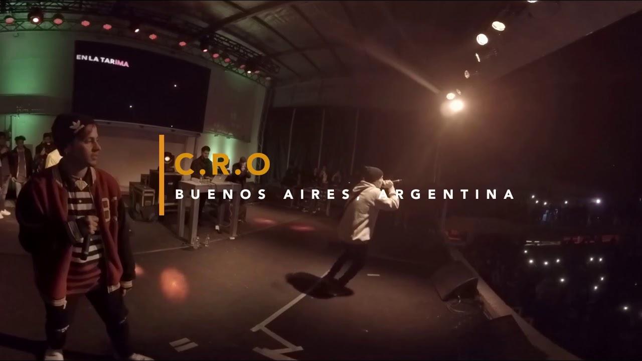 Trailer - C.R.O Live - Club Zone