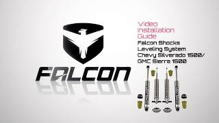 Falcon Shocks Install: Chevy/GMC 1500 Leveling System