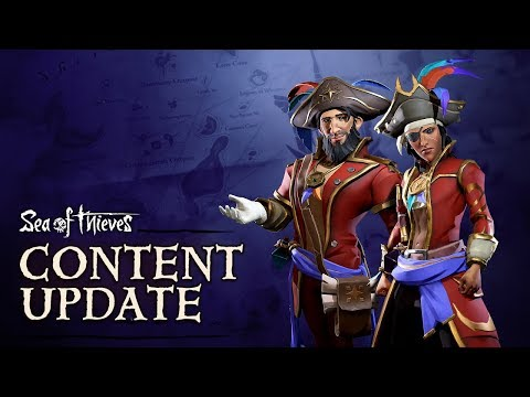 Official Sea of Thieves Content Update: The Arena