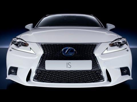 2014 Lexus IS F Sport - OFFICIAL TRAILER