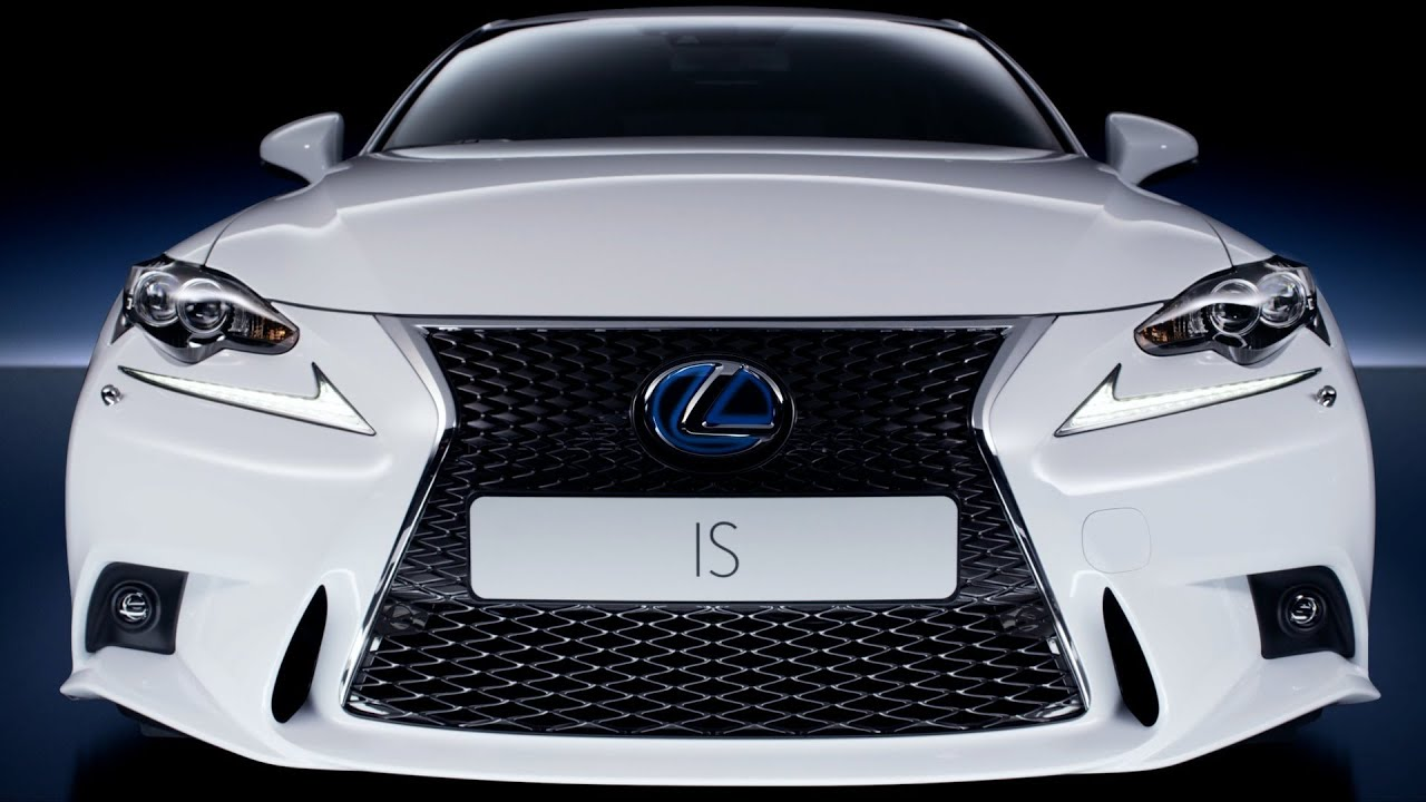 Wonderful 2014 Lexus IS F Sport   OFFICIAL TRAILER   YouTube