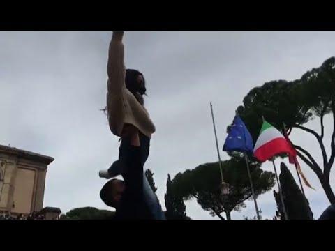 Protestano gli artisti Teatro dell'Opera di Roma: uno spettacolo