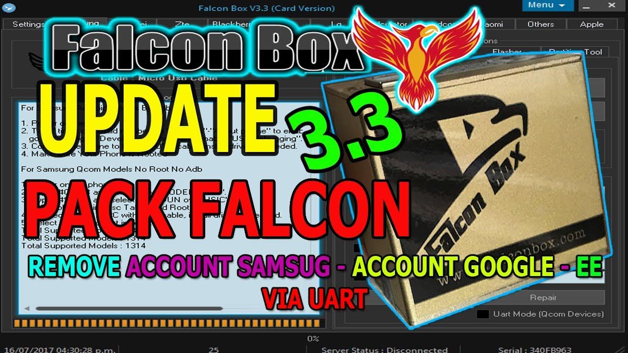 جميع تحديثات فالكون الواجهة الرئيسية - Falcon Main Updates