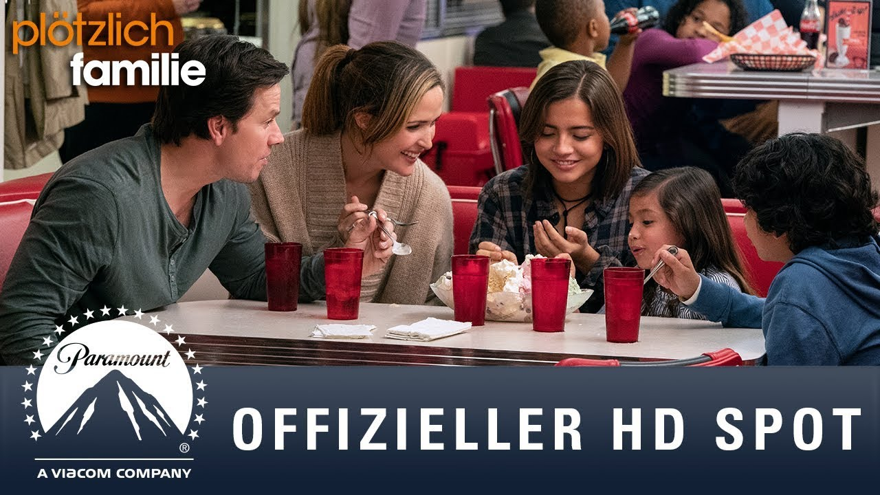 PLÖTZLICH FAMILIE | OFFIZIELLER TRAILER | Paramount Pictures Germany
