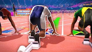 THE FASTEST HURDLES EVER?