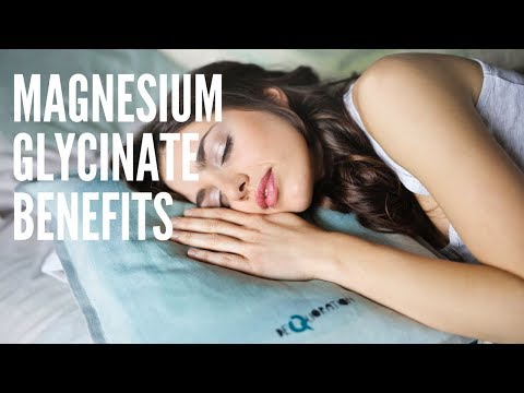 Magnesium Glycinate Benefits