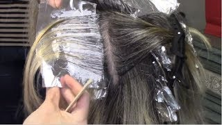Hey Everyone! This video is on how to color your hair if you have a...