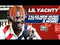Capture de la vidéo Lil Yachty Talks New Music, First Job, Fav. Type Of Women, And More!