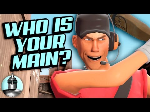 What Your Team Fortress 2 Main Says About YOU! | The Leaderboard