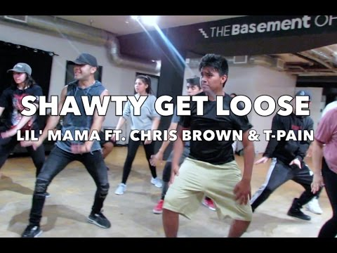 Shawty Get Loose by Lil' Mama Ft. Chris Brown & T-Pain | Choreography by Steven