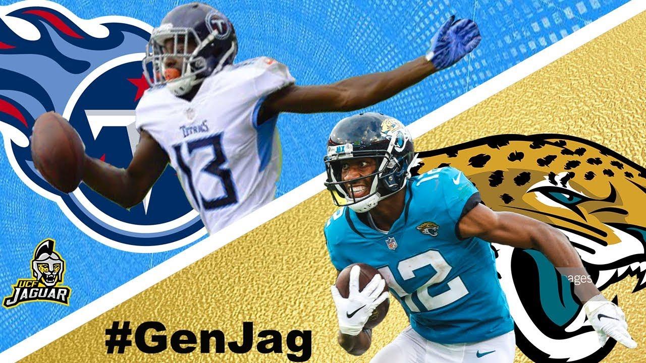 1387da0d Tennessee Titans vs Jacksonville Jaguars Preview | Week 3