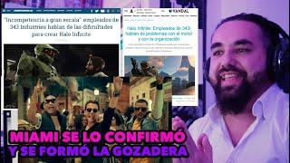 """Miami se lo CONFIRMÓ a HOBBYCONSOLAS """"el CRUNCH de HALO y 343 Industries"""" y se FORMÓ LA GOZADERA"""