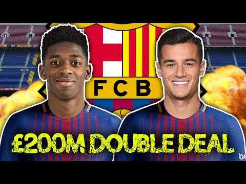 REVEALED: Barcelona Are CLOSE To Signing Dembele & Coutinho! |  Continental Club