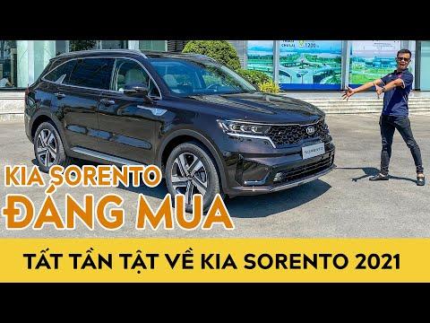 Tất tần tật về Kia Sorento 2021 - Đáng để sở hữu! |Autodaily.vn|