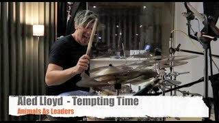 Aled Lloyd - Animals as Leaders - Tempting Time