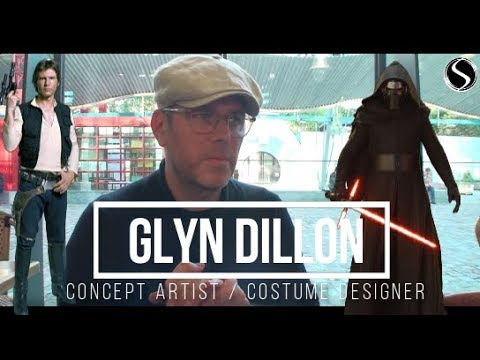 Star Wars: Interview avec Glyn Dillon / Costume designer (Rogue One, Solo)