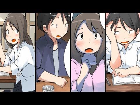 【漫画】女子から言われたら好きになってしまう言葉5選【マンガ動画】