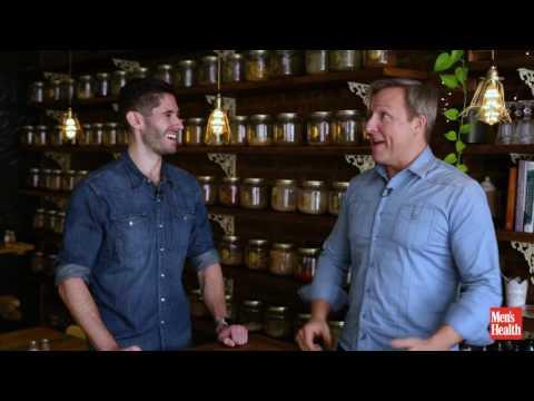 Men's Health Talks with Bulletproof Founder Dave Asprey