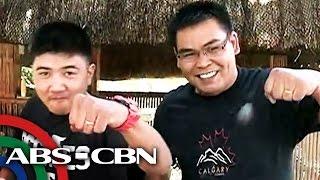 Duo sa Isabela, may awit para kay Pacquiao