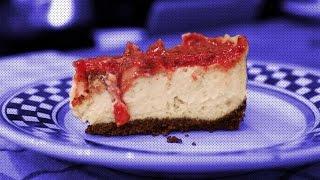 The Triumphant Return Of Vegan Cheesecake - Ep. 19