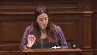 María del Río (Podemos) sobre el Pacto de Estado contra la Violencia machista