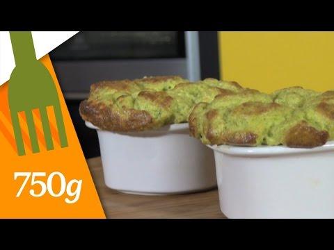 recette-de-soufflé-à-la-courgette---750g