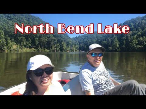 North Bend State Park Lake   North Bend Lake