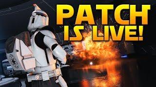 PATCH NOTES & HIDDEN CHANGES - Star Wars Battlefront 2