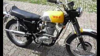 bsa 441 victor special 1969 1 avi