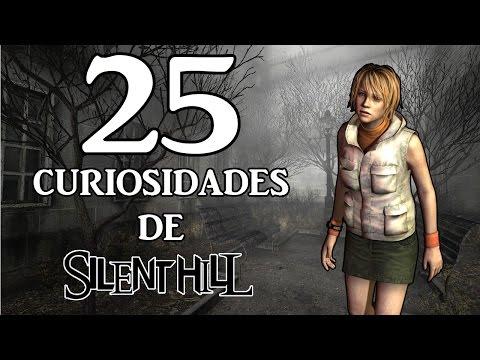 25 CURIOSIDADES SOBRE VIDEOJUEGOS | SILENT HILL (FRANQUICIA)