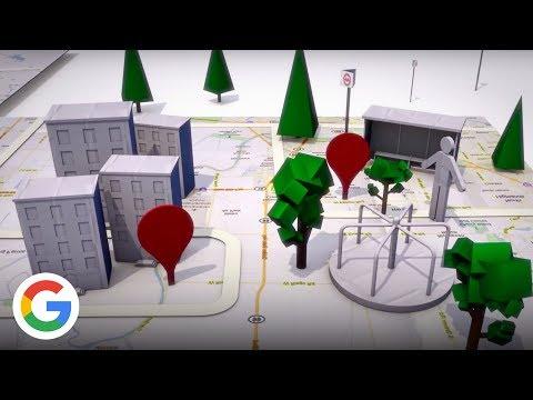 Google Map Maker - Google France