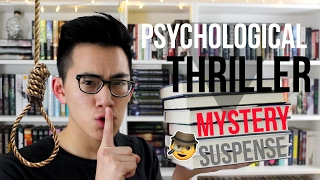 MYSTERY/THRILLER BOOK HAUL