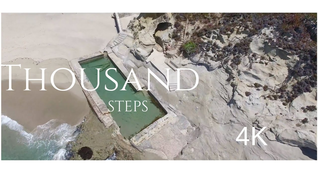 how to get to 1000 steps beach pools