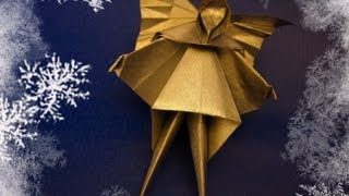 Origami ✦ Christmas Tree Fairy ✦