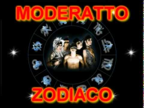 musica moderatto zodiaco