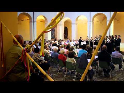 Concerto del Coro del Queen's College di Oxford (UK)