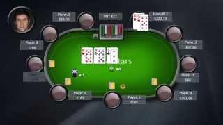 Gra w pokera | Odpuszczenie rozdania | Poker Bites