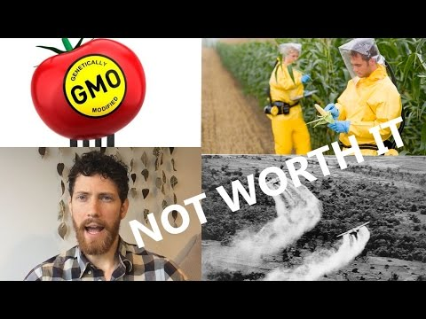 GMOs Aren't the Solution: 5 Up-to-Date Reasons
